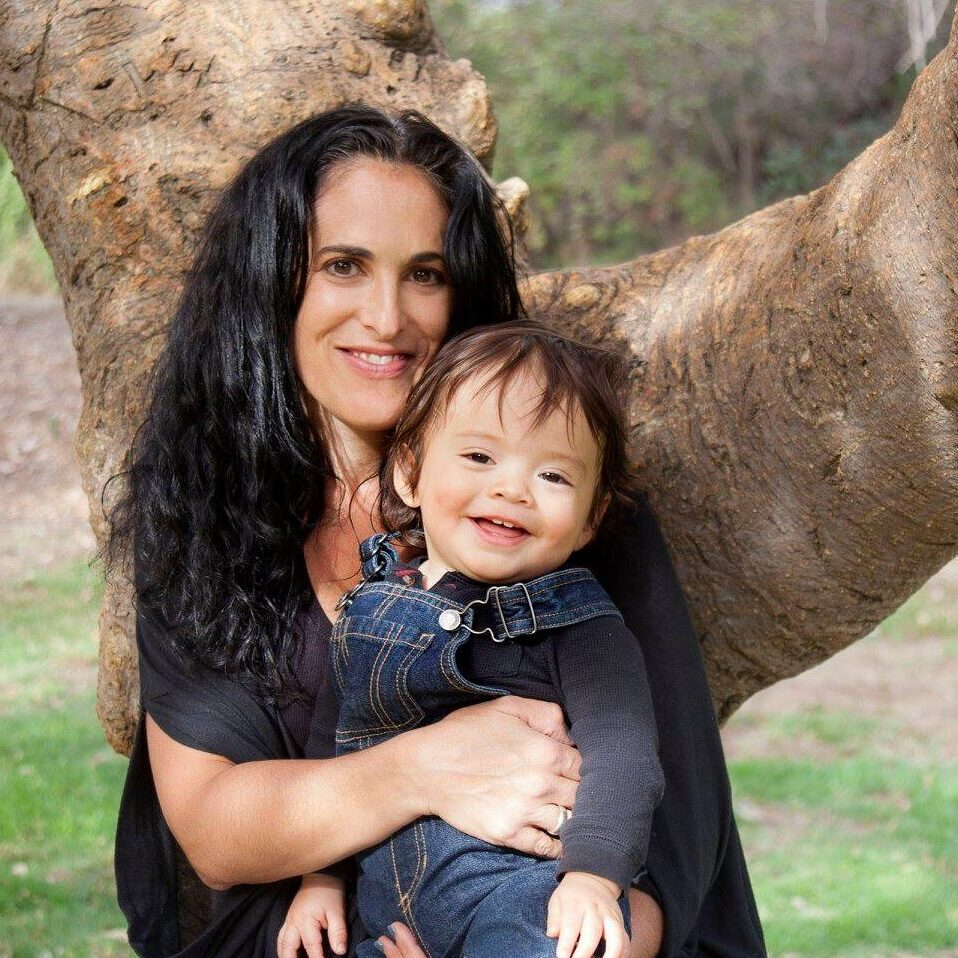 mother child tree