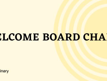 Welcoming New Board Chair | Leonardo Bolanos